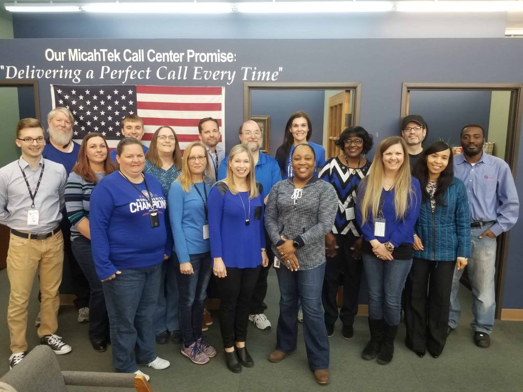 Call Center Tulsa Light It Up Blue